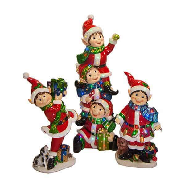 3 piece elf set