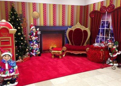 Cat & Fiddle Arcade Santa Set