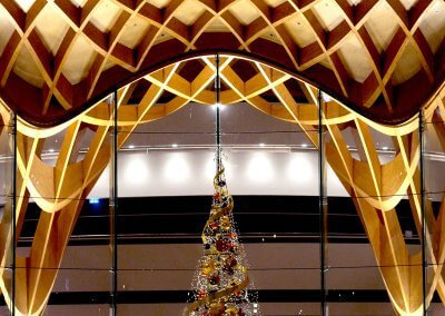 City of Casey Contemporary Tree