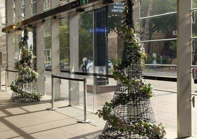 NSW Port Authority Masson Christmas Tree Daytime