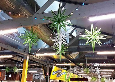 City-of-Boroondara-Camberwell-Fresh-Christmas-Glittery-Stars
